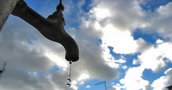 melfi queste zone rischiano di restare senz acqua