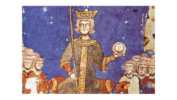 A MELFI, IL 10 SETTEMBRE 1231, TERMINA IL SOGGIORNO DI