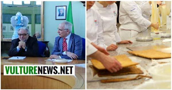 Melfi ben 27 scuole si sfideranno alla gara di cucina l for Scuole di cucina in italia