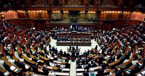 Il comune di rionero alla camera dei deputati a roma for Camera dei deputati roma